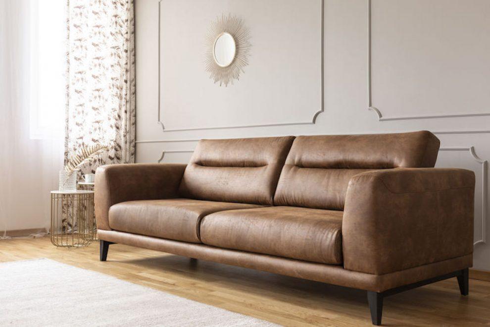 nettoyage canapé en cuir