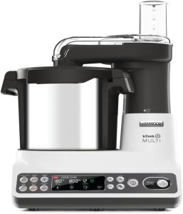 Kenwood kCook Multi CCL401WH- equivalent thermomix