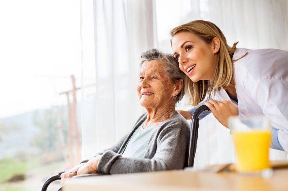 maintien a domicile personnes agees