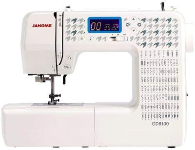 machine a coudre 7. Janome GD8100 avis