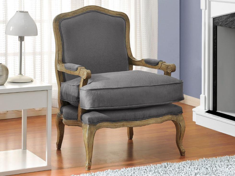 fauteuil bergere decoration