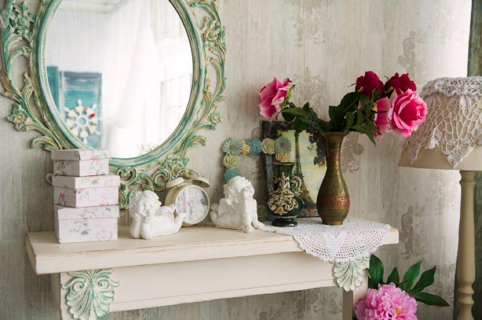 miroir decoration