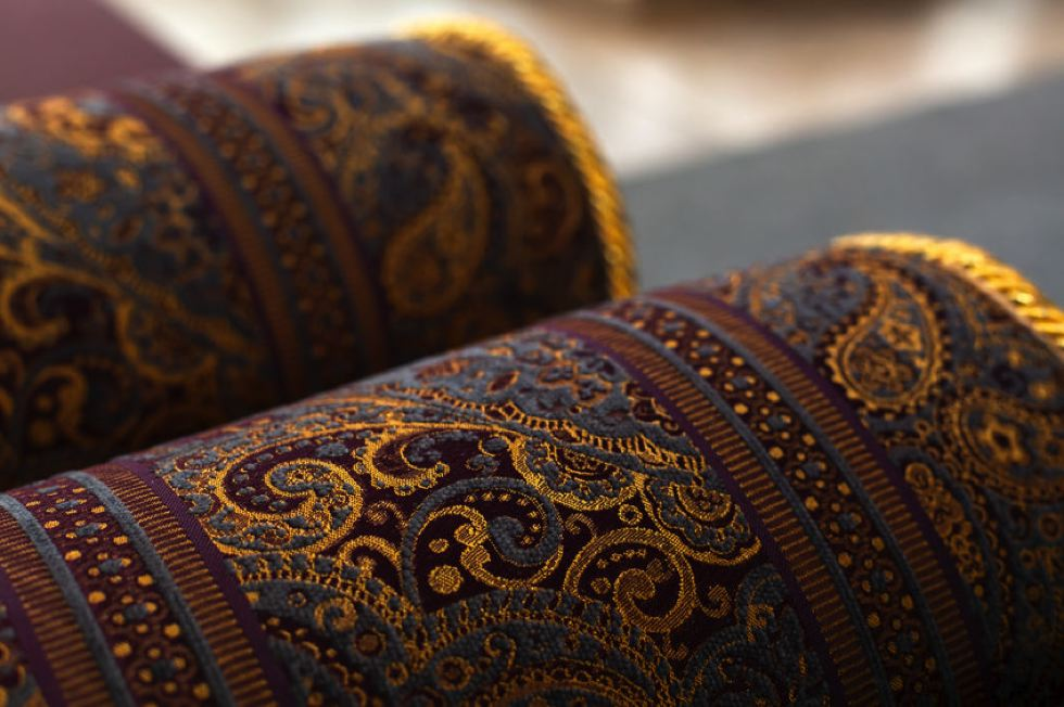 tapis authentique decoration