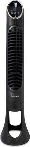 Honeywell HYF290E4 Ventilateur Tour QuietSet Puissant et Ultra Silencieux
