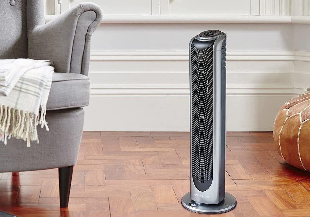 meilleur ventilateur colonne