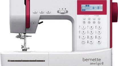Bernette Sew & Go 8 avis
